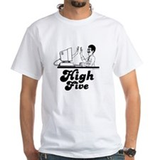 High Five ~ White T-shirt