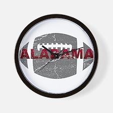 Alabama Football Wall Clock