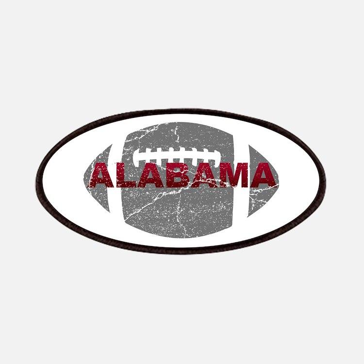 Alabama Football Patches