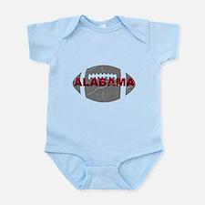 Alabama Football Infant Bodysuit