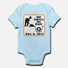 Shovels Ready! Infant Bodysuit