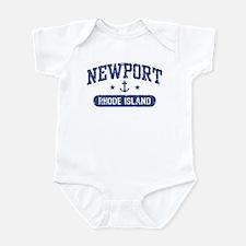 Newport Rhode Island Infant Bodysuit