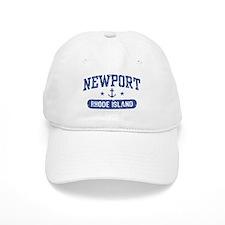 Newport Rhode Island Baseball Cap