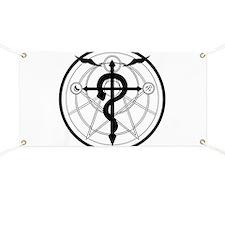 Transmutation Circle Banner