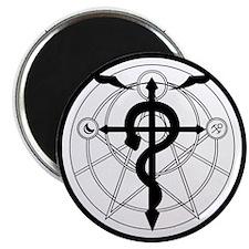 Transmutation Circle Magnet