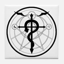 Transmutation Circle Tile Coaster