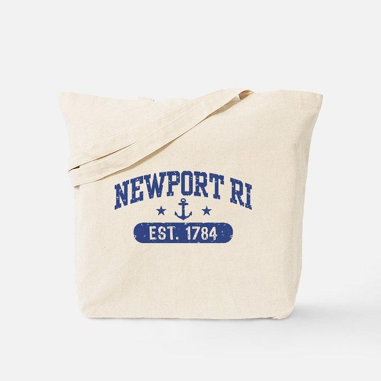 Newport Rhode Island Tote Bag