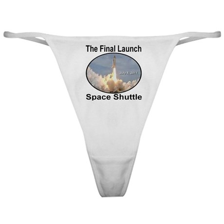 The Final Launch Space Shuttle July 8, 2011 Classi