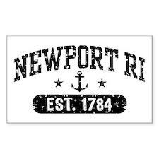Newport Rhode Island Decal