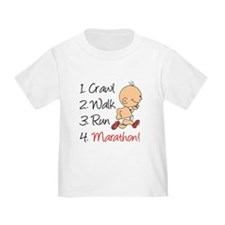 Crawl, Walk, Run Marathon T