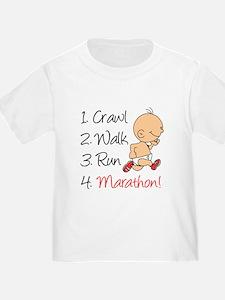 Crawl, Walk, Run Marathon T
