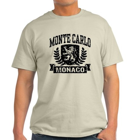 Monte Carlo Monaco Light T-Shirt