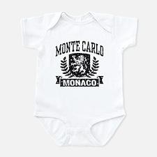Monte Carlo Monaco Infant Bodysuit
