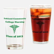 Class of 2013 Pint Glass