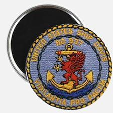 USS DAVIS Magnet