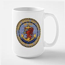 USS DAVIS Mug