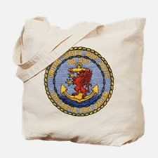 USS DAVIS Tote Bag