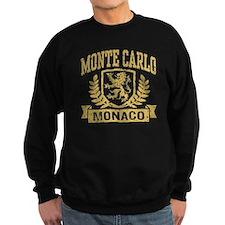 Monte Carlo Monaco Sweatshirt