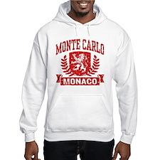 Monte Carlo Monaco Hoodie Sweatshirt