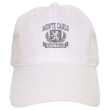 Monte Carlo Monaco Baseball Cap