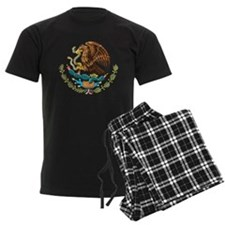 Mexico Coat of Arms Pajamas