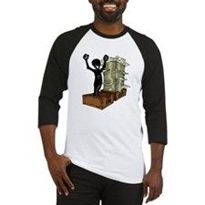Funny Out of business Baseball Jersey