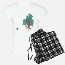 Tempting Grapes Pajamas