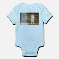 Jim Beau Reinhardt poster #9 Infant Bodysuit