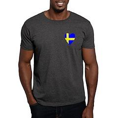 HEART FOR SWEDEN T-Shirt