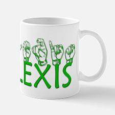 ALEXIS-green Mug