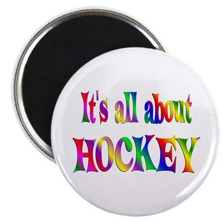 About Hockey Magnet