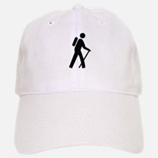 Hiking Trail Image Baseball Baseball Cap