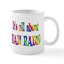 About Ham Radio Mug