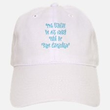The voices in my head talk in Baseball Baseball Cap