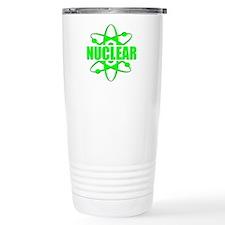 funny nuclear Travel Coffee Mug
