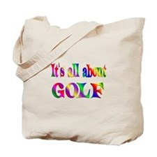 About Golf Tote Bag