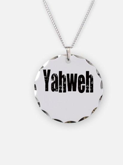 Unique Religion Necklace Circle Charm