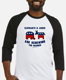 Elephants & Asses are screwing the masses -  Baseb