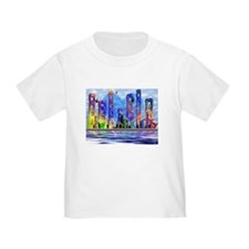 I Heart Colorful NYC T