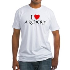 I Love Archery Shirt