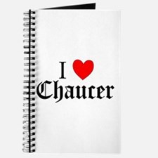 I Love Chaucer Journal
