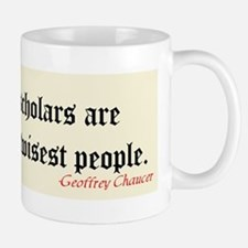 """The Greatest Scholars"" Mug"