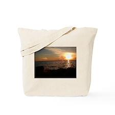 Unique Atlantic ocean Tote Bag
