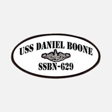 USS DANIEL BOONE Patches