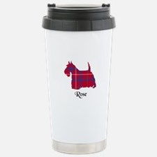 Terrier - Rose Travel Mug