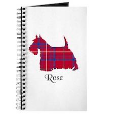 Terrier - Rose Journal