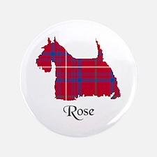 "Terrier - Rose 3.5"" Button"