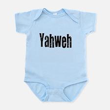 Cute Yahweh Infant Bodysuit