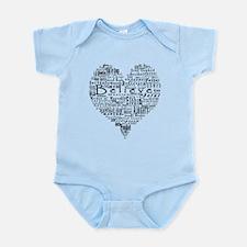 Cool Yahweh Infant Bodysuit