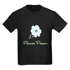 Blue Flower Power T